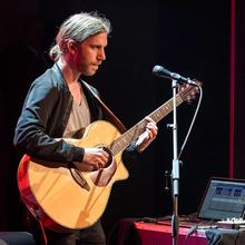Tom Gregory Unplugged (Foto: Dirk Guldner)