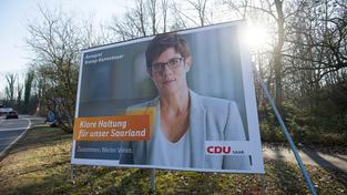 Wahlplakate, Landtagswahl 2017 (Foto: Pasquale D'Angiolillo)