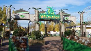 Der Eingang des Walygator-Parks (Foto: Creative Commons)