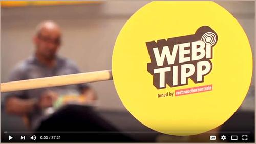 Musterbriefe Der Verbraucherzentrale : Sr quot webitipp ein videoprojekt der verbraucherzentrale