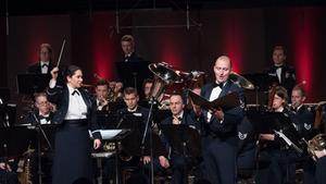 SR 3 Weihnachtskonzert 2018 mit der U.S. Air Forces in Europe Band (Foto: SR/Pasquale D'Angiolillo)