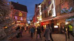 Colmar Weihnachtsmarkt.Sr De Elsass Da Will Ich Hin