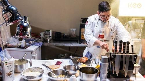 Gutes essen ohne chichi for Koch des jahres 2017